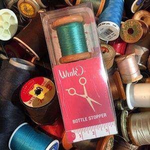 Thread Bottle Stopper